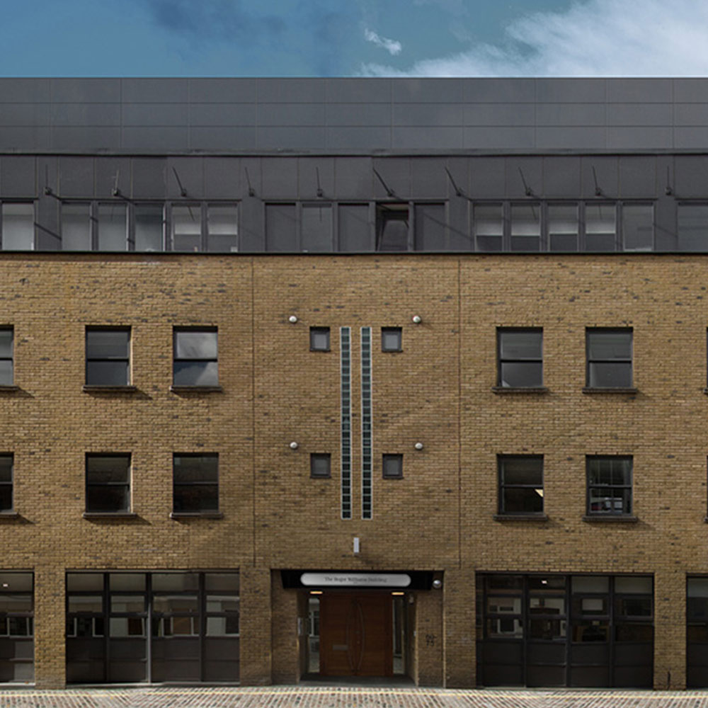 Image of Roger William Building on Chenies Mews