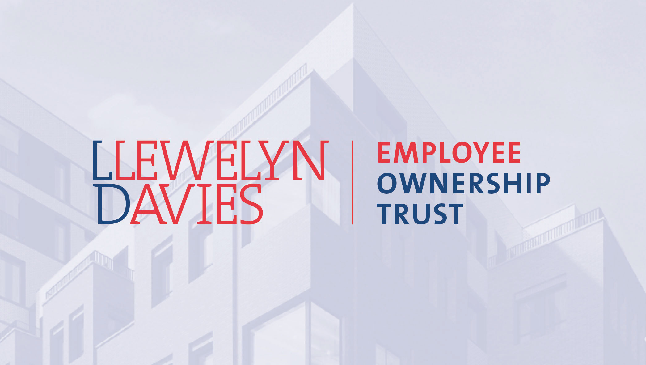 Llewelyn Davies transition to Employee Ownership Trust