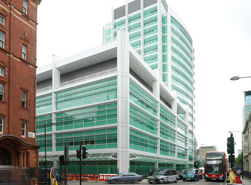 Image of UCLH Phase 2